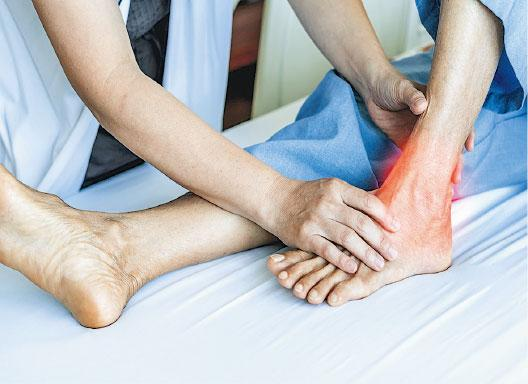 踝腓長肌管導膜溝槽改造